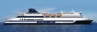 0c86f99b4 En la batalla que llevan las navieras italianas por el gran mercado sardo,  Grimaldi ha mejorado su servicio. A partir de abril comenzarán las mejoras  de la ...