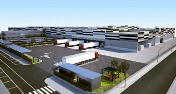 Logistica y transporte paqueteria almacenaje ecommerce for Oficinas lidl