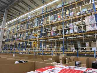 Logistica y transporte paqueteria almacenaje ecommerce - El corte ingles puertas de interior ...
