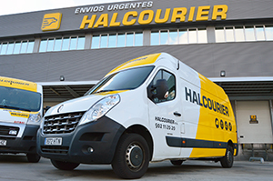 Logistica y transporte paqueteria almacenaje ecommerce for Oficinas halcourier