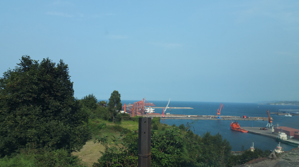 Puertos navieras transporte maritimo barcos buques contenedores - Puerto de gijon empleo ...