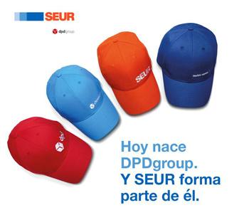 SEUR se integra en la marca internacional DPDgroup.