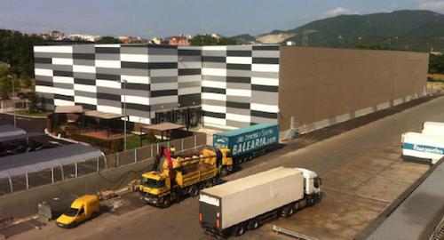 Logistica y transporte paqueteria almacenaje ecommerce for Lidl oficinas centrales